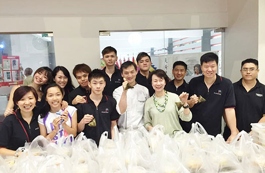 Dumpling Festival at Whampoa Community Center