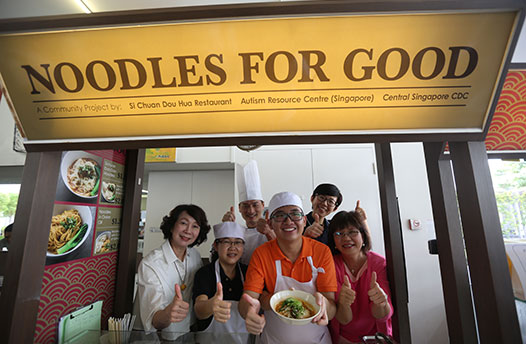 Noodles For Good