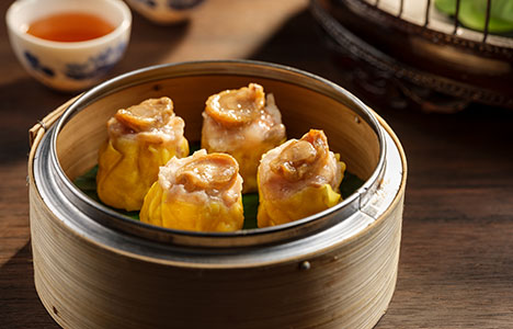 Siew Mai With Diced Abalone